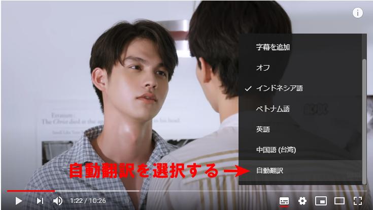 YouTube日本語訳03